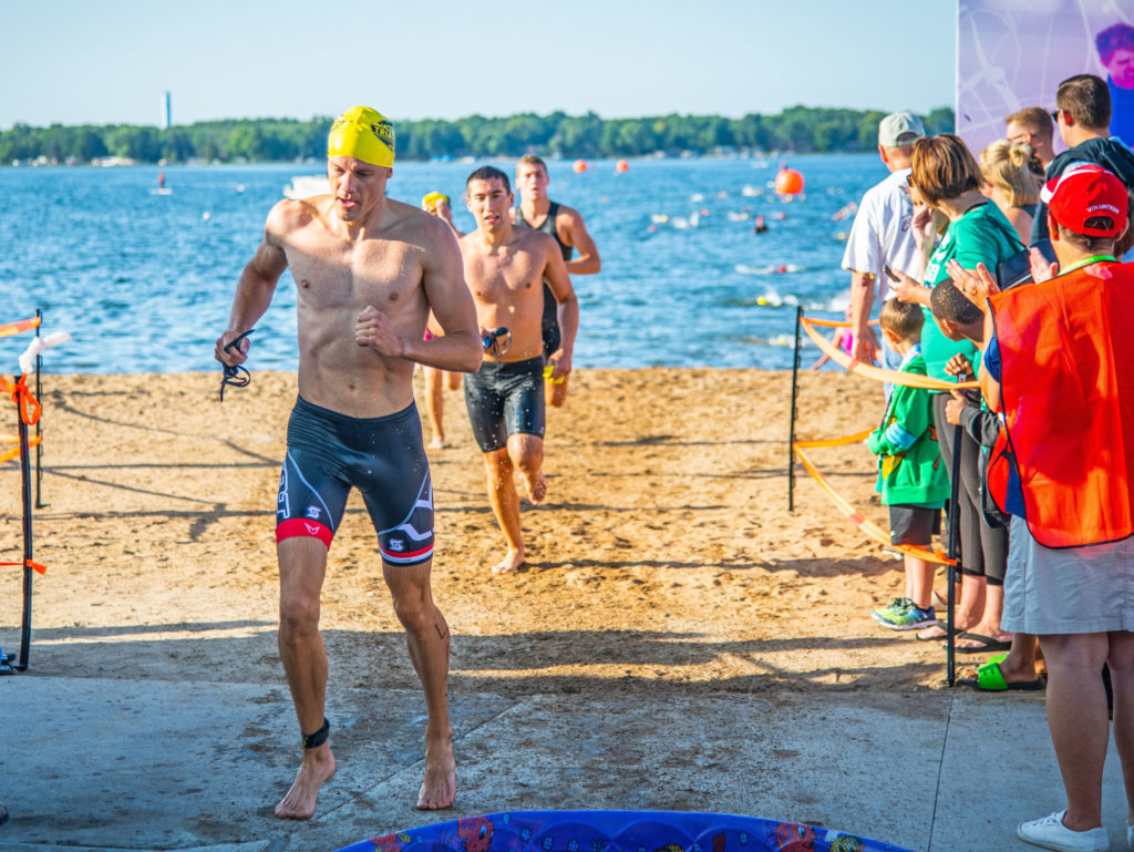 Photo of Young Life Triathlon