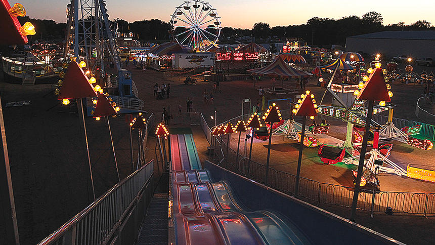 Photo of 2021 Becker County Fair
