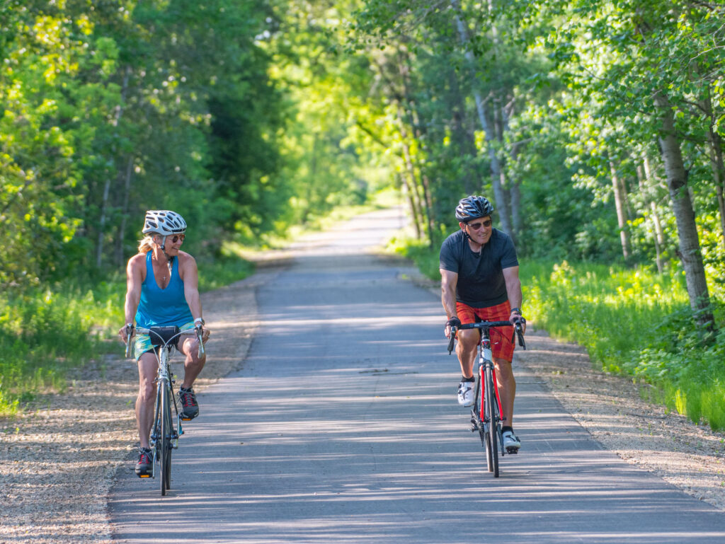 Wooded Heartland State Trail